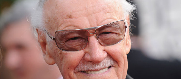 Stan Lee-Guest Star-Chuck NT1