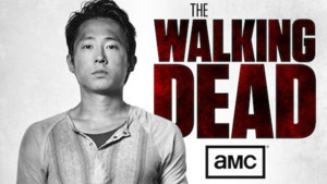 The Walking Dead en noir et blanc