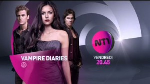 Revoir Vampire diaries en streaming