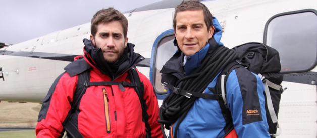 Jake Gyllenhaal Man vs Wild