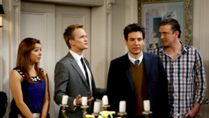 How I Met Your Mother - Robots contre catcheurs