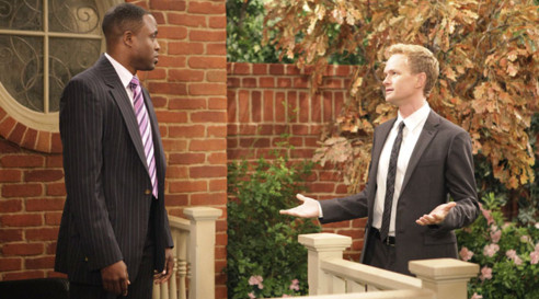 How I Met Your Mother - Un pre pour Barney