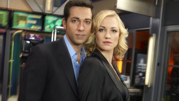 L&#039;agent geek Chuck et Sarah Walker reviennent pour une 5me saison indite