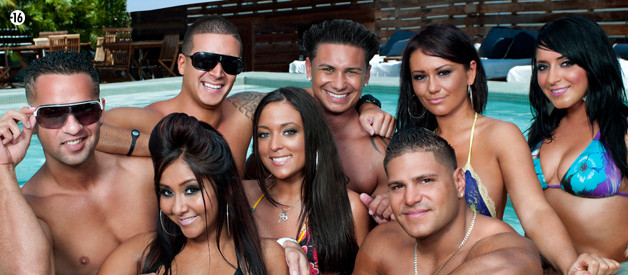 Bienvenue  Jersey Shore - A la Une (1)