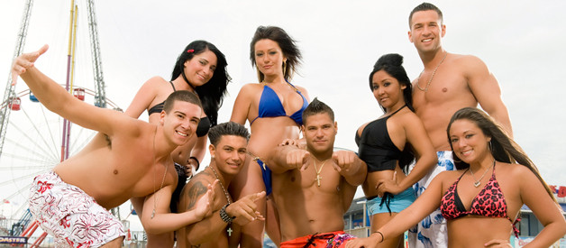 Bienvenue  Jersey Shore - A la Une (2)