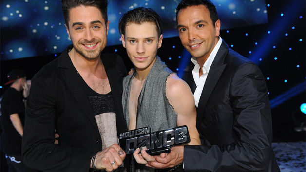 Florient remporte la finale You can dance