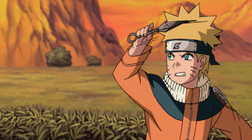 Naruto - La bataille du temple d&#039;Okay