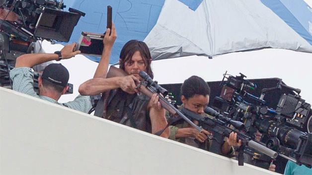 """Norman Reedus alias Daryl dans le prochain """"Silent Hill"""" !"""