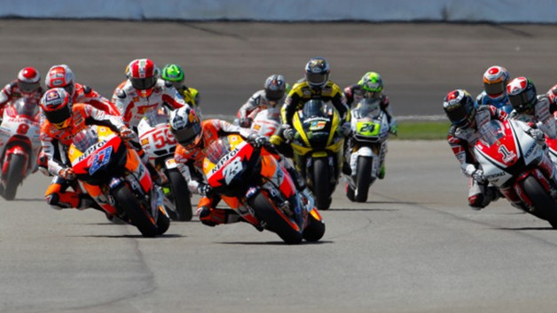 Dpart group en Moto GP