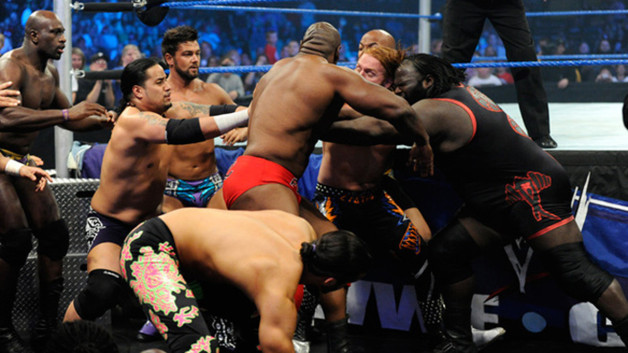 Mark Henry a battu Christian