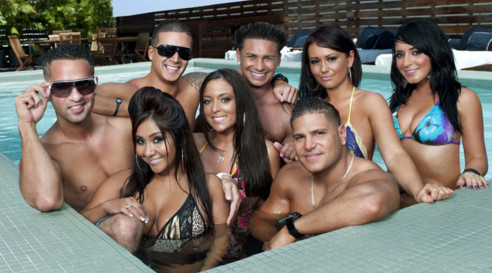 Bienvenue  Jersey Shore - En route pour le Sud